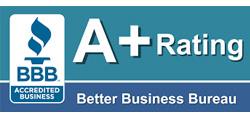 Turner Roofing Has An A BBB Rating